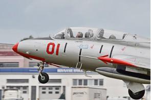 Zážitkový let stíhačkou Aero L-29 Delfín