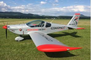 VýLET lietadlom pre 1 osobu s možnosťou pilotovania ponad Spišský hrad a Levoču (30 min.) 89€